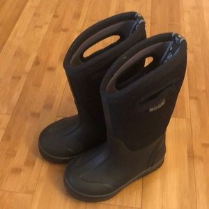 Boys classic high insulated boots 10Y